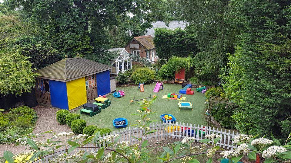 Garden Nursery Rhymes Leicester